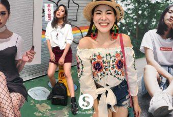 6 Beauty Blogger ที่แต่งตัวดี มีสไตล์ ไม่แพ้ฝีมือการแต่งหน้า!