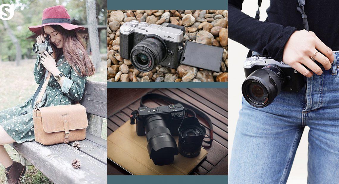 12 กล้อง Mirrorless ถ่ายของก็ดี ถ่ายคนก็สวย