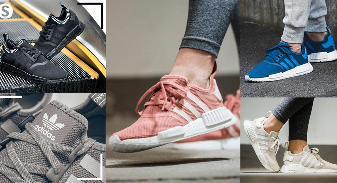 รวม 6 สนีกเกอร์สุดฮิต Adidas NMD สีใหม่มาแรง! ที่กำลังจะวางขายในสัปดาห์นี้