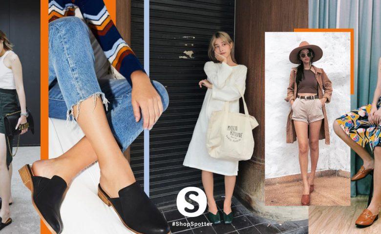 Backless Shoes จากไอจีของสาวสุดชิค อินสไปร์ไอเดียที่ต้องตามไปส่อง