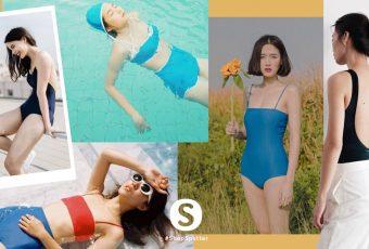 Vintage Swimwear ชุดว่ายน้ำวินเทจ ที่ควรใส่ให้ถ่ายรูปออกมาชิคเวอร์