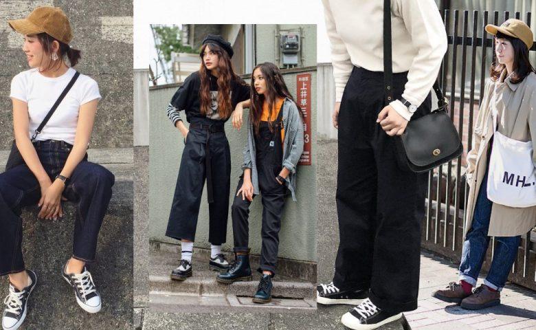 แนะนำทริคแต่งตัวสไตล์ Boyish ให้ได้ลุคเท่ๆในแบบ Japanese Girls