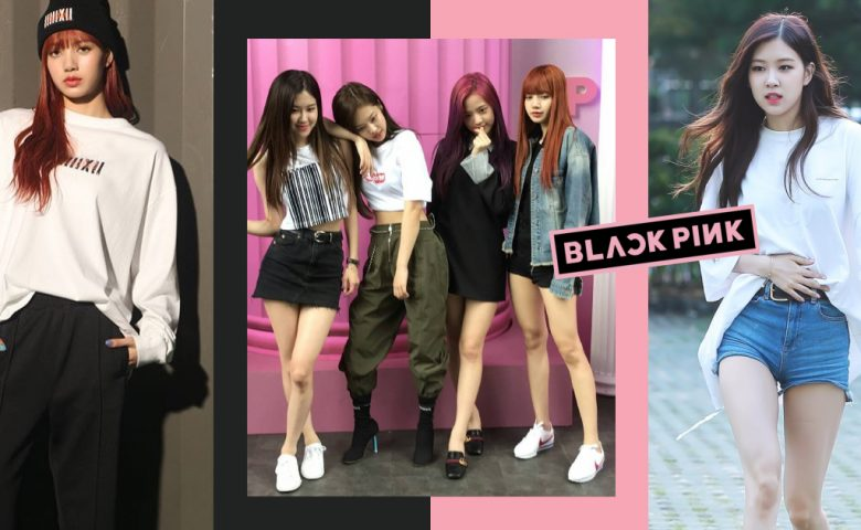 4 สาว Blackpink กับแฟชั่นวันชิลล์ๆ สไตล์ไอดอลเกาหลี