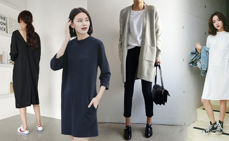 Working Basic Item เสื้อผ้าง่ายๆ ไว้ใส่ไปทำงานในวัน ขี้เกียจแต่งตัว