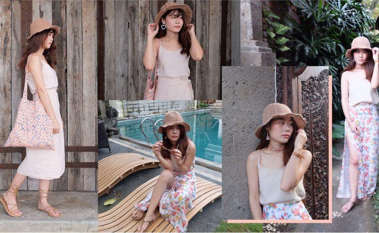 Chill in Bali แต่งตัวไป บาหลี สไตล์ละมุนกับเครื่องประดับ Handmade