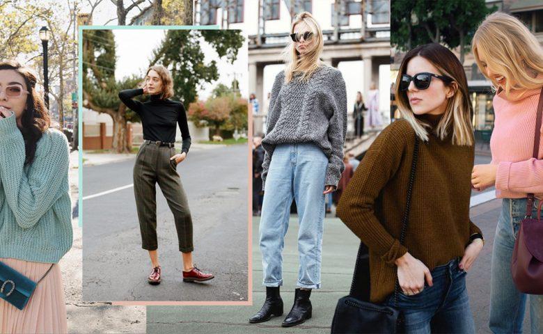 Hipster by Sweater แต่งลุค 'เสื้อไหมพรม' ให้ได้สไตล์ Vintage