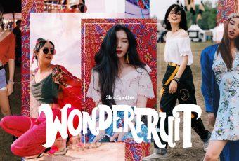 ส่องสไตล์แฟชั่นคนชิคธีมชนเผ่าจากเทศกาลดนตรีสุดฮิป Wonderfruit 2017