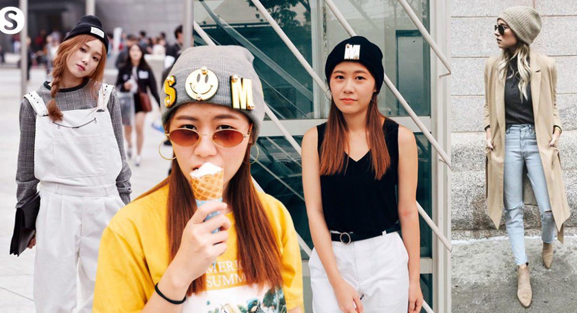 แต่งตัวให้แนวด้วย Beanie Hat ไอเท็มประจำฤดูหนาวที่สาวไหนก็ห้ามพลาด