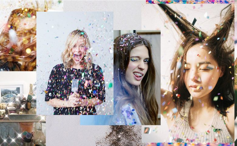 Celebrate Time! ต้อนรับปีใหม่ด้วย ไอเดียถ่ายภาพ กลิตเตอร์สุดฟรุ้งฟริ้ง