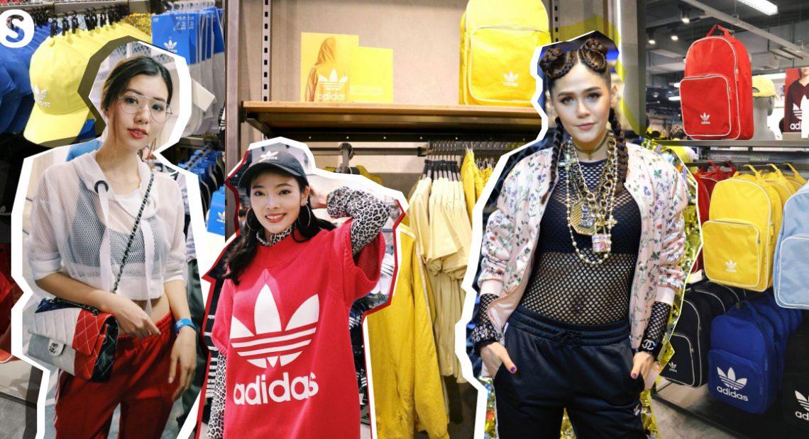 รีวิวสโตร์ใหม่ Adidas Originals ของครบ ใหญ่จุใจ ที่เซ็นทรัลเวิลด์ชั้น 3