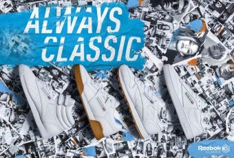 Reebok 'Always Classic' เปิดตัว 4 รุ่นรองเท้าระดับตำนานสะท้อนตัวตนที่แตกต่าง เผยแก่นแท้ของสไตล์