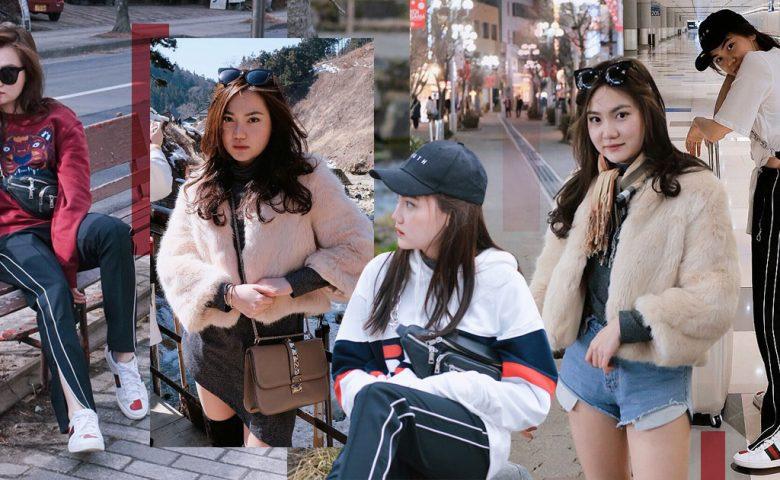 แต่งตัวแฟชั่นไปเที่ยวญี่ปุ่น! แนวสตรีท + คุณหนูดูแพง เบสิคแต่ชิค