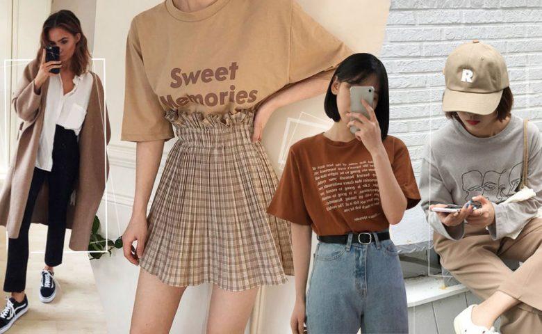 Brown Lover มาจับคู่เสื้อผ้าสีน้ำตาลแบบสายฮิปสเตอร์กันเถอะ