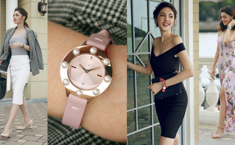 5 Looks x FURLA แมตช์นาฬิกาสุดหรูกับ 5 สไตล์สุดเป๊ะ ที่สาวๆ ต้องดู