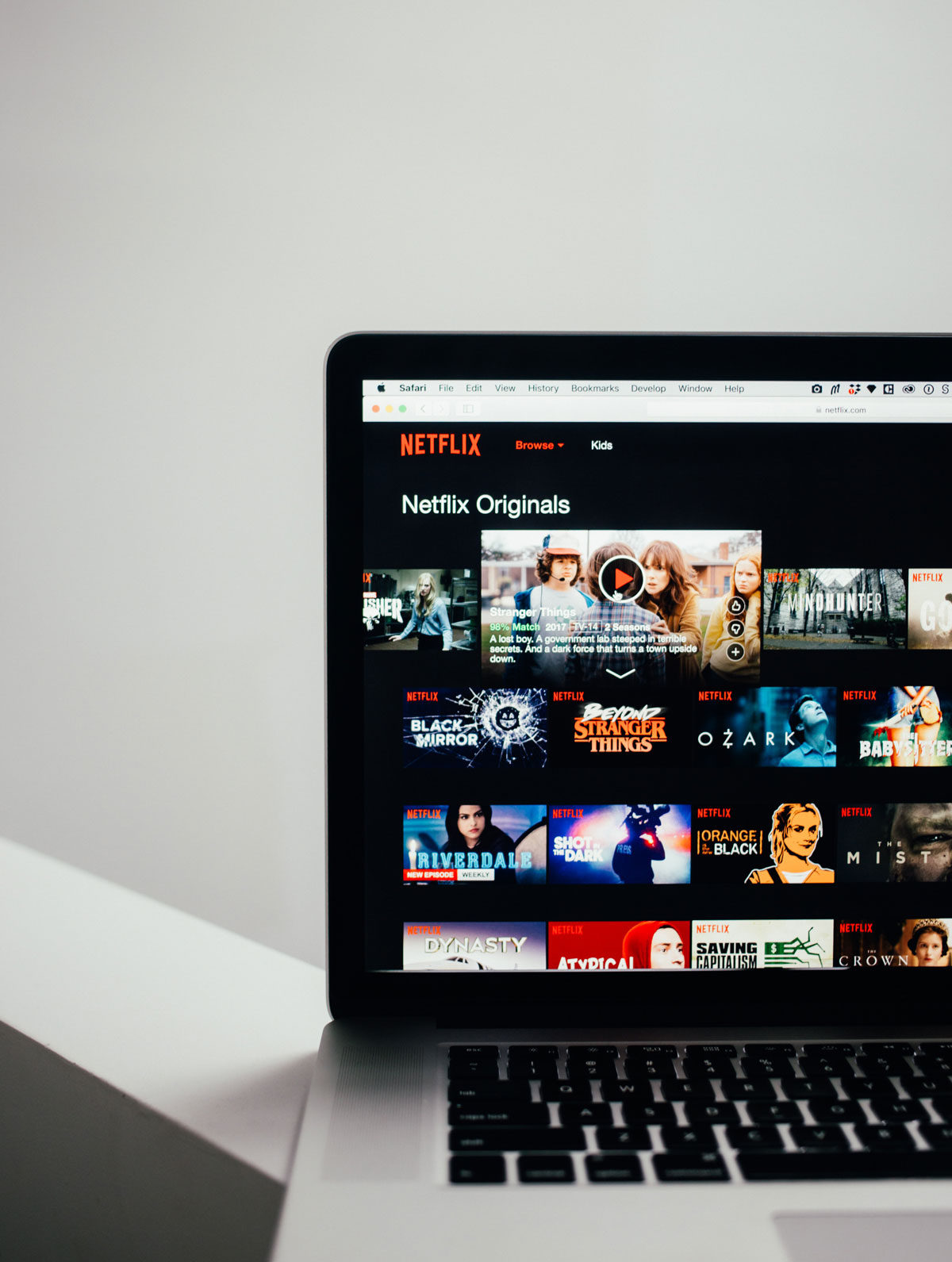 ซีรีส์ Netflix