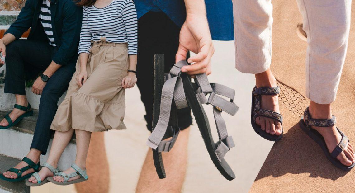 ลุยไปทุกที่กับ 'รองเท้า Sandal' ดีไซน์สุดคูลจาก TEVA ที่เหมาะกับทุกไลฟ์สไตล์