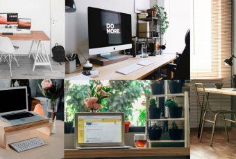 My Working Space เทคนิคแต่งโต๊ะทำงานให้ไอเดียพลุ่งพล่าน