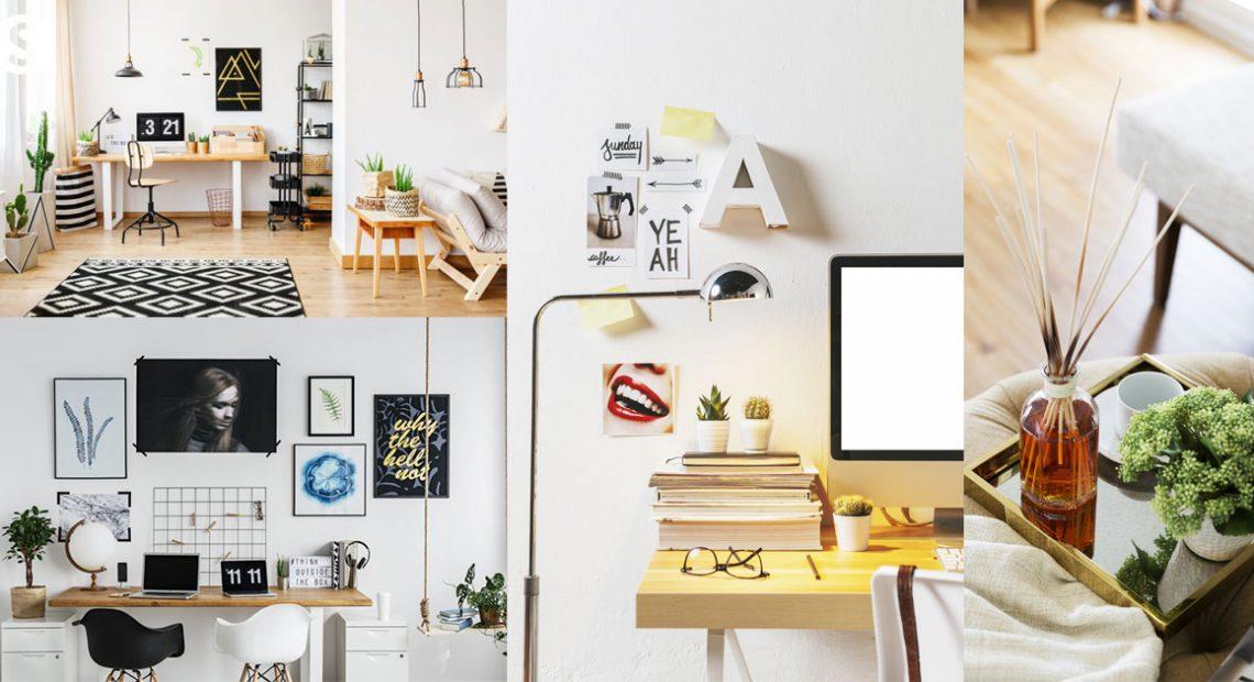 รวมไอเดียแต่งห้องทำงาน สร้างบรรยากาศให้เป็นเหมือนคาเฟ่ร้านกาแฟ