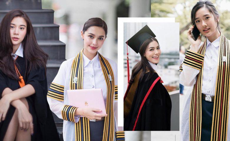 Graduated Makeup อัพเดตเทรนด์แต่งหน้าบัณฑิต ปี 2018