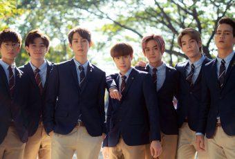 Great Men Academy สุภาพบุรุษสุดที่เลิฟ ซีรีส์ใหม่ล่าสุดจาก Nadao x Line TV
