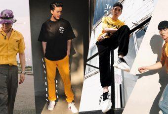 Yellow Boy Style สนุก สดใสในแบบผู้ชาย ด้วยไอเท็มโทนเหลือง