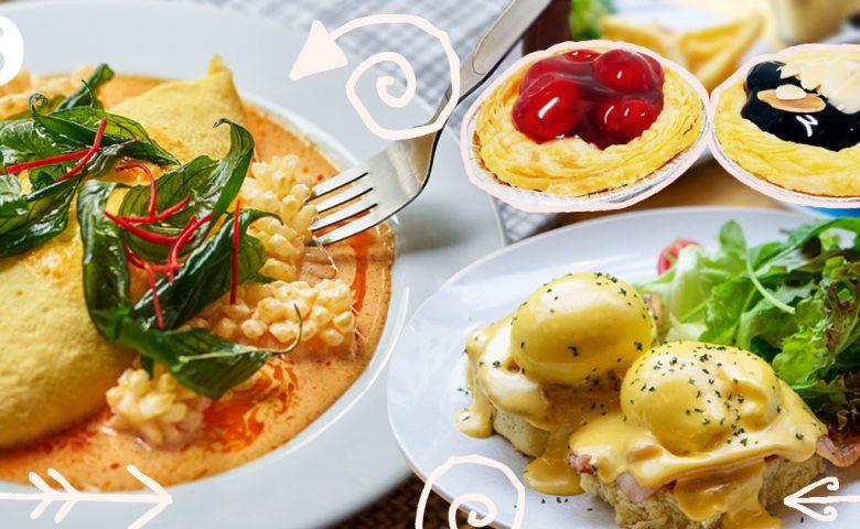 Egg Lovers 6 ร้านเมนูไข่ ครบเครื่องทั้งคาวหวานเอาใจสายไข่โดยเฉพาะ!