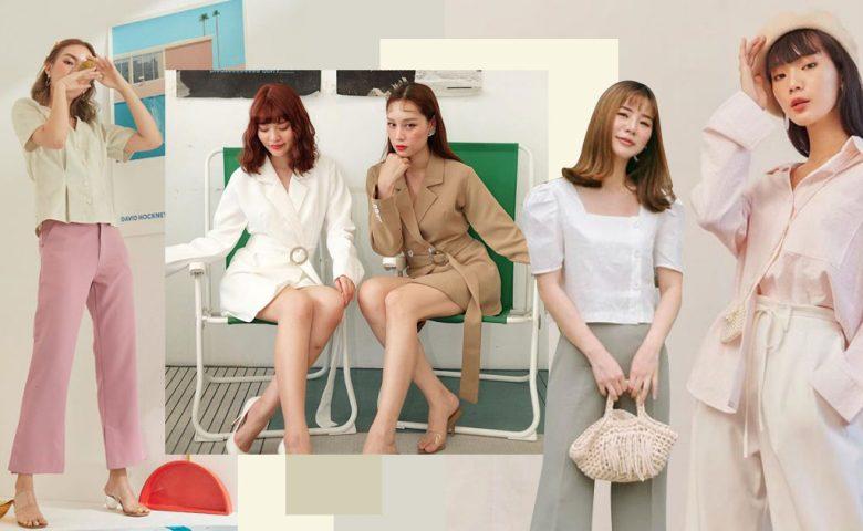 Instagram Work Outfits ส่อง 10 ไอจี ช้อปชุดทำงาน แบบปั๊วปังราคาไม่ถึงพัน!