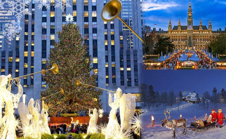 6 เมืองในฝัน ที่คนรัก 'เทศกาลคริสต์มาส' ต้องฟิน!