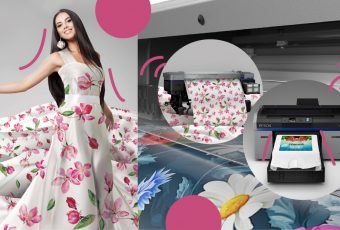 ดีไซเนอร์ มืออาชีพห้ามพลาด! พิมพ์ลายผ้าด้วยตัวเองง่ายๆ ด้วย Epson F-Series