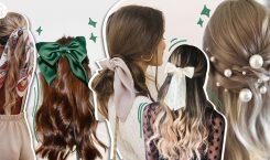 แนะนำ Hair accessories ประจำปี 2020