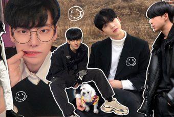 So Black 🖤 อัปเดตเทรนด์ แฟชั่นหนุ่มเกาหลี เขากำลังอินอะไร !?