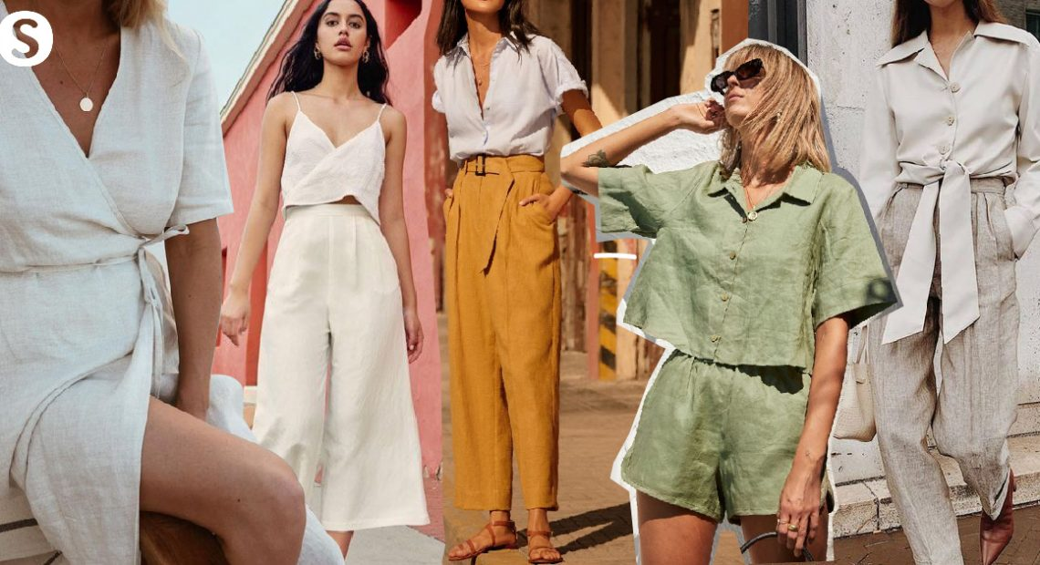 Linen item ไอเท็มใส่สบายฤดูไหนก็รอด!