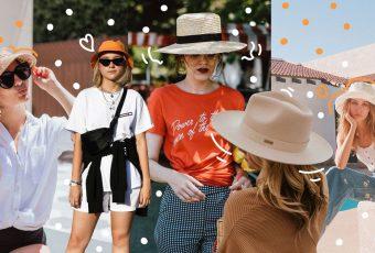 หมวก 4 แบบ ที่คนรักซัมเมอร์ต้องไม่พลาด