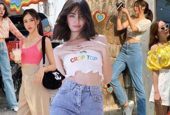 รวมไอเท็มเสื้อ Crop Top 6 สไตล์ ที่สาว ๆ ต้องมีไว้ ใส่เมื่อไหร่ก็แซ่บ!