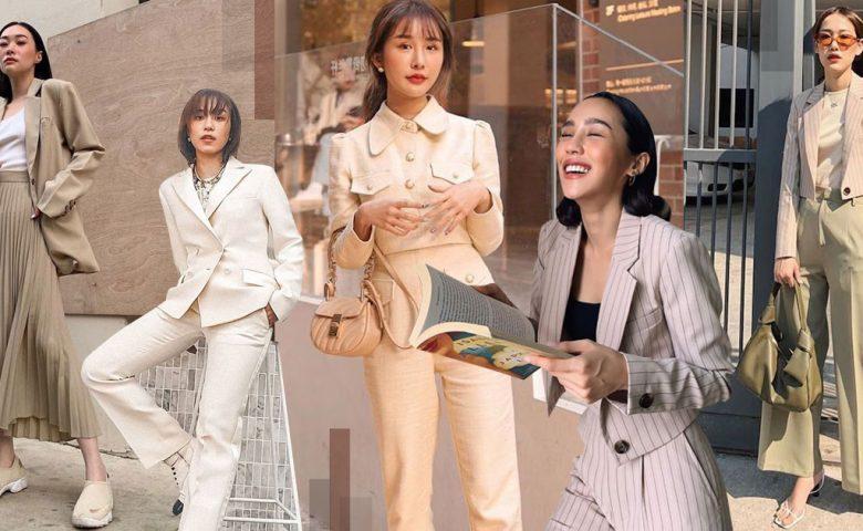 Business Girl Style ไอเดียลุคทำงาน ฉบับสาวมาดนักธุรกิจสายแฟ