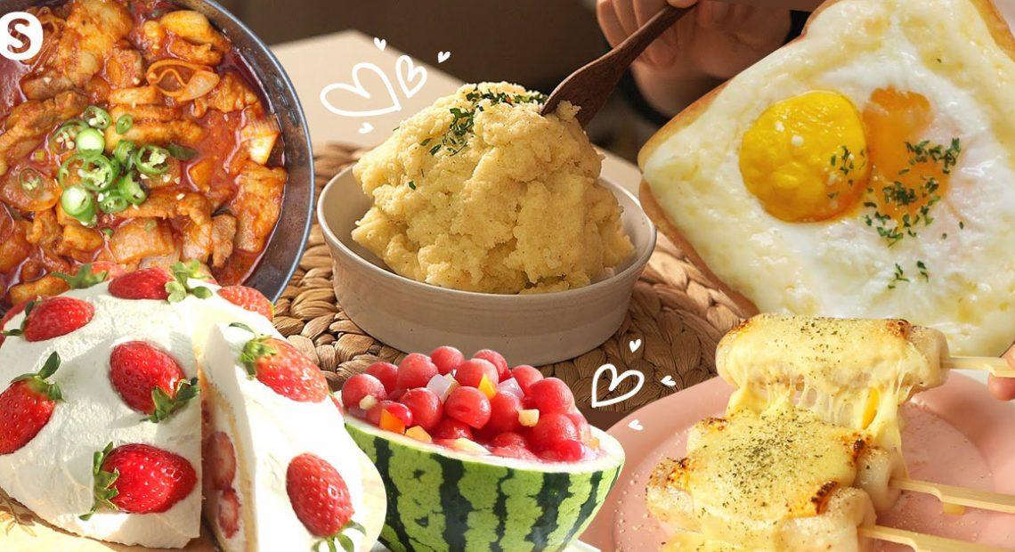 ชวนส่อง ยูทูบเบอร์ทำอาหาร สไตล์ออนนี่ เก็บตัวรอบนี้ กินดีอยู่ดีแน่นอน!