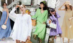Loose Dress กระโปรงเดรสทรงหลวม ไอเท็มชิลล์ของสาวมีสไตล์