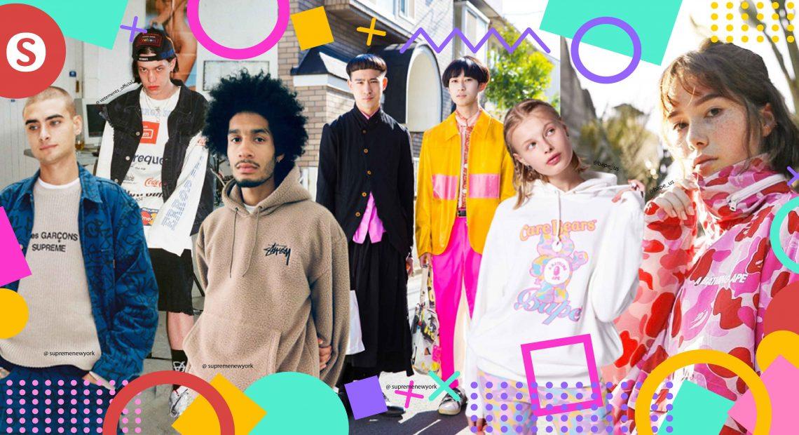 รวม 7 Streetwear Brands สุดคูล มาแรง!