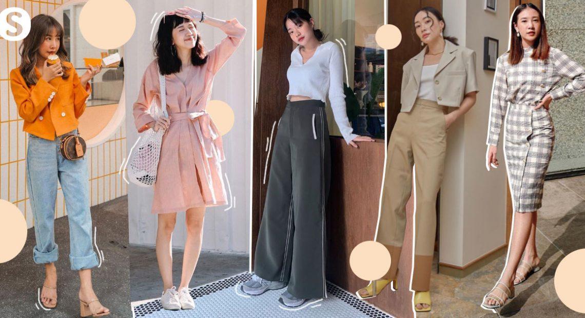 Mini Girl X Work Wear ไอเดียลุคเสกสาวตัวเล็ก ให้ดูเป๊ะในลุคทำงาน