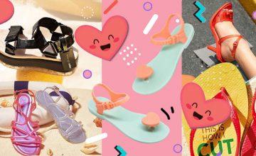 7 รองเท้ายาง ดีไซน์เก๋ ทำความสะอาดง๊ายง่าย สวยได้แบบไม่กลัวฝน!!