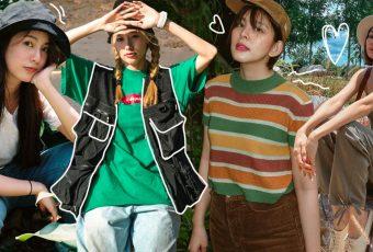 มัดรวม 'ไอเดียแมทช์ชุดเที่ยวป่า' เที่ยวเขาให้สุดชิค !!